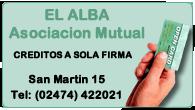 MUTUAL EL ALBA